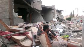 Krieg im Jemen (Foto: Almigdad Mojalli / Voice of America, Wikimedia Commons, Public Domain)