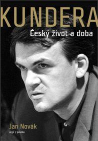 Kundera: Vida checa y época, fuente: Archivo de las editoriales Argo y Paseka