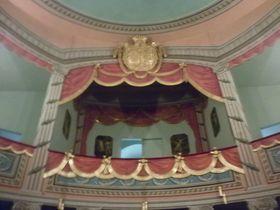 Le théâtre de Litomyšl, photo: Zdeňka Kuchyňová