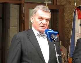 Bohuslav Svoboda, photo: Kristýna Maková