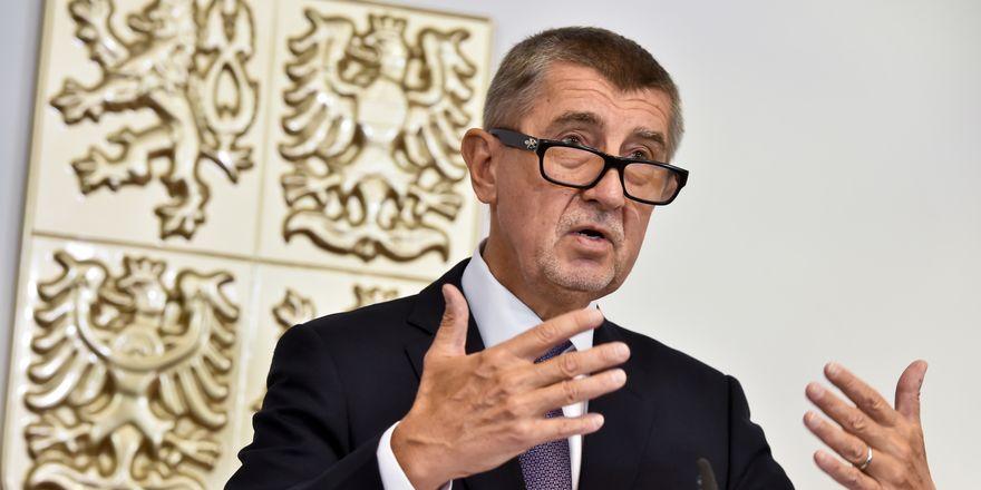Andrej Babiš, photo: Vít Šimánek