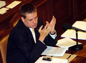 Ministro de Justicia, Pavel Nemec (Foto: CTK)