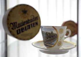 Aus der Sammlung zur Geschichte der Sudetendeutschen (Foto: ČTK)