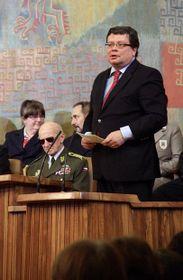 Alexandr Vondra, photo: Barbora Němcová