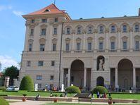 Le Palais Czernin, photo: Magdalena Hrozínková