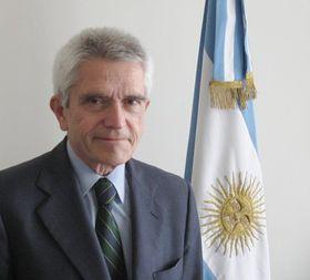Embajador Vicente Espeche Gil, foto: Gonzalo Núñez