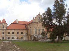 Монастырь в Желиве