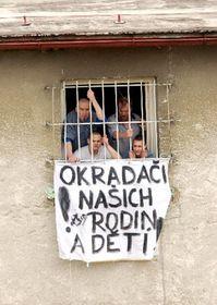 Винаржицкая тюрьма бунтовала (Фото: ЧТК)