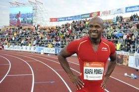 Asafa Powell, photo: CTK