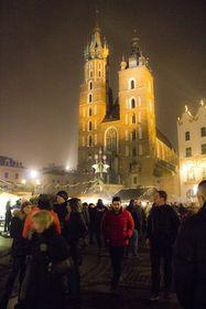 Рождественская ярмарка в польском городе Краков (Фото: Вит Поганка, Чешское радио)