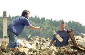 Работа в селе Метлы (Фото: ЧТК)