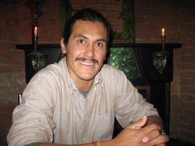 Gabriel Vilchis, foto: Gonzalo Núñez