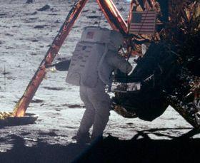 Neil Armstrong (Foto: NASA, Public Domain)