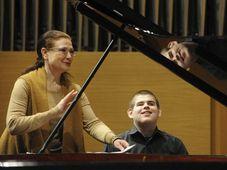 Екатерина Гарбова и Адам Блажек (Фото: ЧТК)