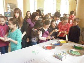 Оздоровительное пребывание украинских детей в Чехии (Фото: Зденька Кухинева, Чешское радио - Радио Прага)