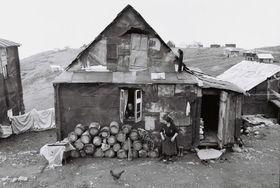 Haus in Adscharien (Foto: Olga Džulajová)