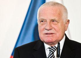 Václav Klaus (Foto: Filip Jandourek, Archiv des Tschechischen Rundfunks)