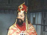 Karel IV - Muzeum voskových figurín