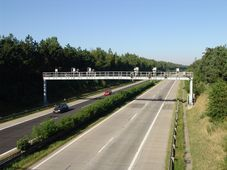 D11 motorway, photo: Miloš Turek