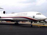 dopravní letadlo TU-154