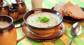 Kartoffelsuppe mit Sahne (Foto: Chutjeseniku.cz)