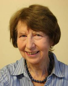 Barbara Peacock, photo: archive of Friends of Czech Heritage