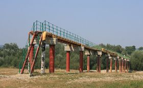 Druzhba pipeline, photo: Vodnik, Wikimedia CC BY-SA 3.0