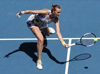 Petra Kvitová (Foto: ČTK / AP /Andy Wong)