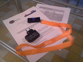 GPS-трекер для бездомных, Фото: официальный фейсбук проекта HOBOhemia