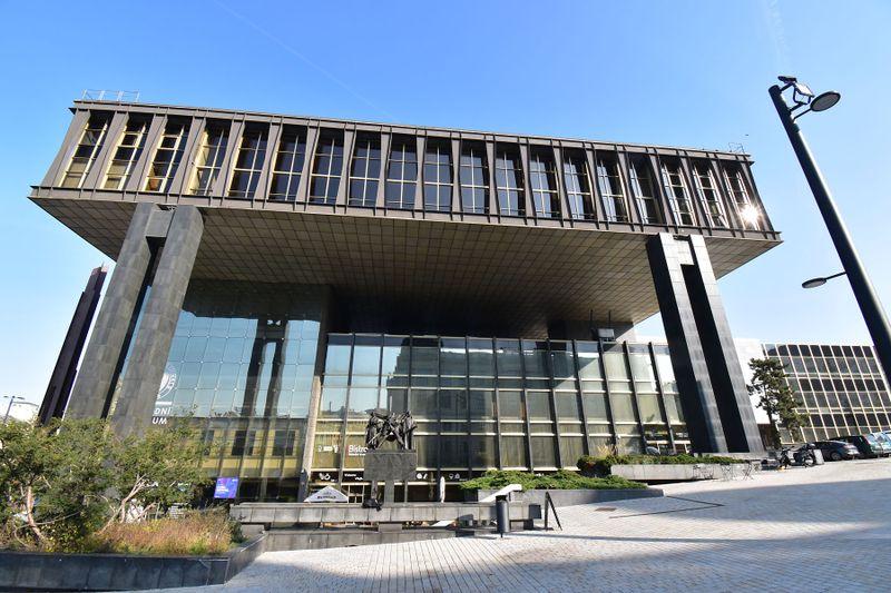 Здание бывшего Федерального собрания, фото: Ондржей Томшу