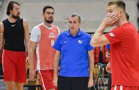 Tomáš Satoranský et Ronen Ginzburg, photo: ČTK / Vít Šimánek