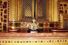 Капелла Св. Креста, Фото: Люцие Земанова, Чешское радио