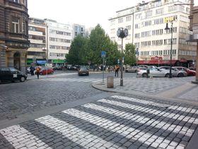 Petrské náměstí, photo: Ian Willoughby