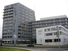 L'Office tchèque des statistiques, photo: ŠJů, public domain