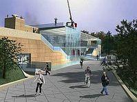 Le modèle de l'océanorium à Prague, photo: Oceanis Australia