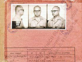 Josef Potoček, photo: Security Services Archive