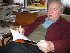 Ludvík Kundera, photo: Vilém Faltýnek