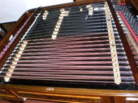Cimbalom, photo: FastilyBot, Wikimedia Commons, CC0