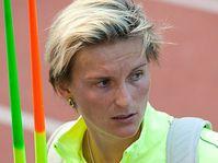 Barbora Špotáková, photo: Ludovic Péron, CC BY 3.0