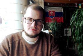Adam Valček, photo: Alexis Rosenzweig