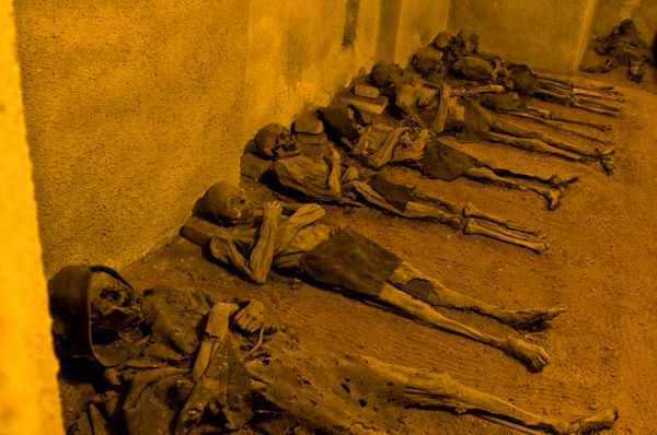 Capuchin Crypt of Brno, photo: Vít Pohanka
