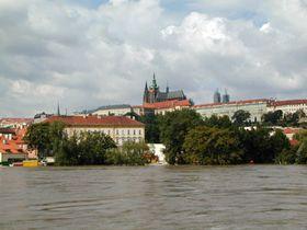 Praga, agosto de 2002