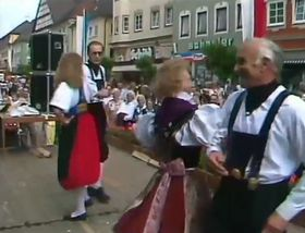 Egerländer Volkstänze (Foto: YouTube)