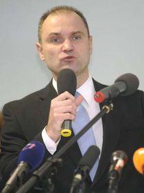 Czech Interior Minister Ivan Langer, photo: CTK