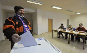Obyvatelé vojenského újezdu Libavá začali vpátek 10. února rozhodovat osvém dalším osudu, foto: ČTK