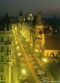 Pařížská-Straße (Foto: CzechTourism)