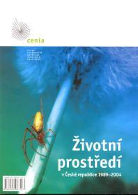 Publikace Životní prostředí vČeské republice 1989 - 2004