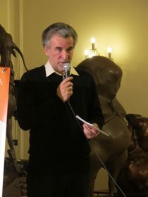 Олег Крылов, Фото: Кристина Макова, Чешское радио - Радио Прага