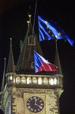 Tschechien Feiert In Prag Eu Beitritt Radio Prague