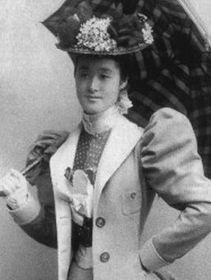 Графиня Мицуко Куденхове-Калерги, Фото: открытый источник